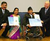 Hermann-Gmeiner-Preis 2014 in Innsbruck übergeben